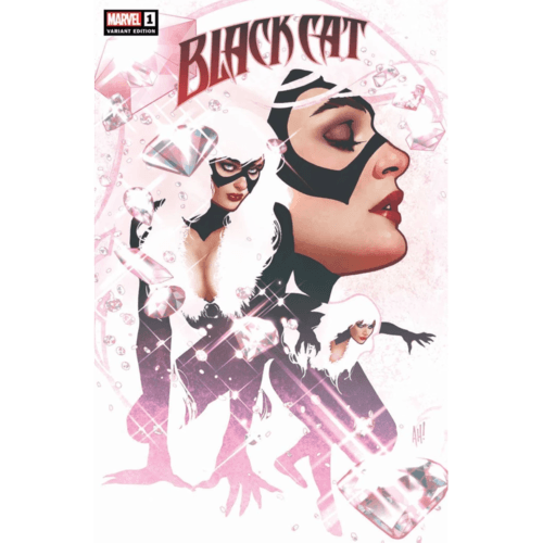 BLACK CAT 1 ADAM HUGHES EXCLUSIVE SIGNED