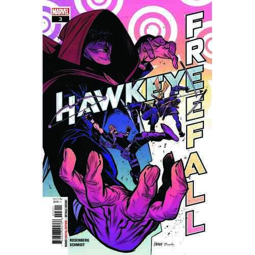 HAWKEYE FREE FALL 3