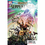CONAN SERPENT WAR 4 OF 4