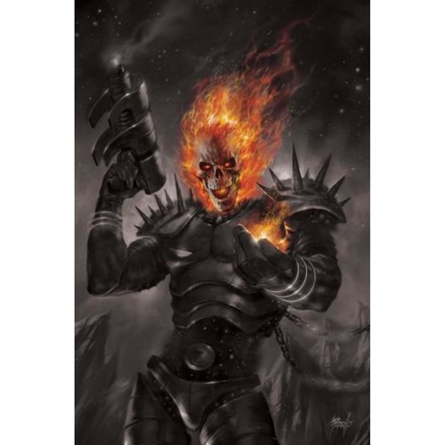 COSMIC GHOST RIDER #1 (OF 5) PARRILLO CVR