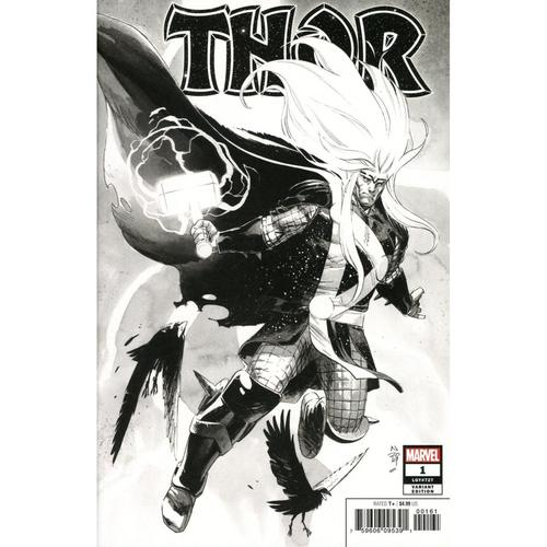 THOR #1 - NIC KLEIN PARTY SKETCH COVER