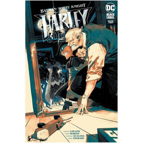 BATMAN WHITE KNIGHT PRESENTS HARLEY QUINN #2 (OF 6) CVR B MATTEO SCALERA VAR (MR)