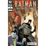 BATMAN THE ADVENTURES CONTINUE 5 OF 7 CVR A PAOLO RIVERA & JOE RIVERA