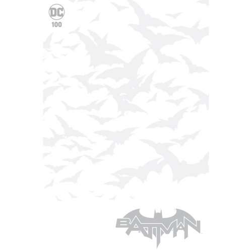 BATMAN #100 CVR C BLANK VAR (JOKER WAR)
