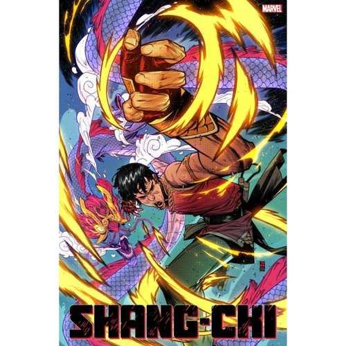SHANG-CHI #1 (OF 5) JACINTO VAR