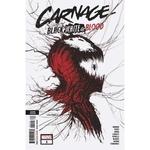 CARNAGE BLACK WHITE AND BLOOD #1 (OF 4) 2ND PTG GLEASON VAR