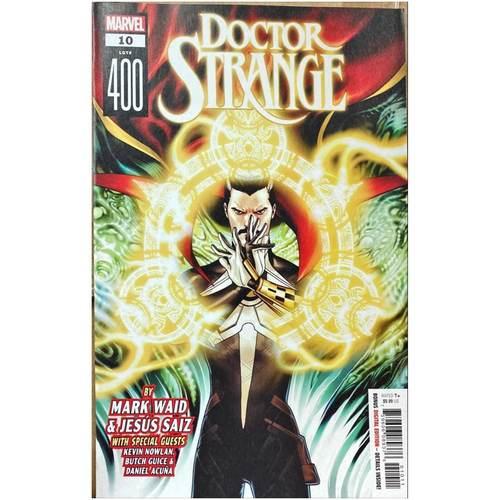DOCTOR STRANGE #10 (2018)