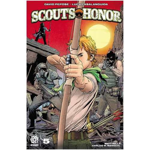 SCOUTS HONOR #5