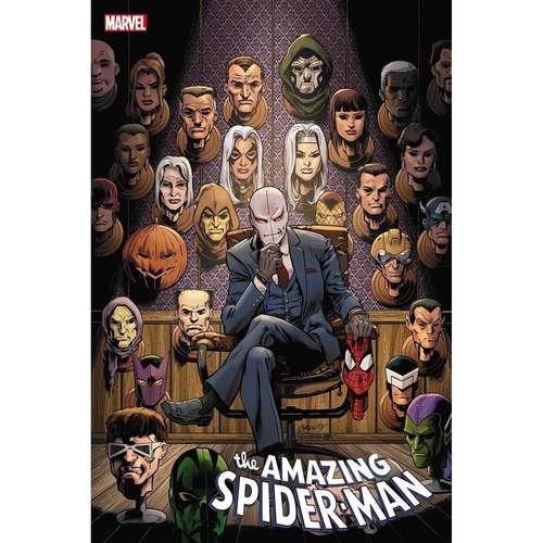 GIANT-SIZE AMAZING SPIDER-MAN CHAMELEON CONSPIRACY #1
