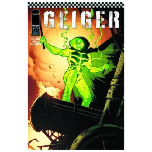 GEIGER #4 CVR C MARTINBROUGH