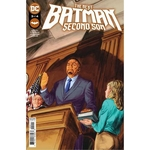 NEXT BATMAN SECOND SON #3 (OF 4) CVR A DOUG BRAITHWAITE