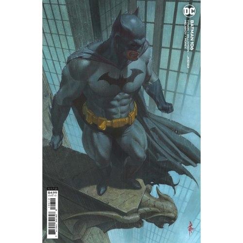 BATMAN #106 Second Printing