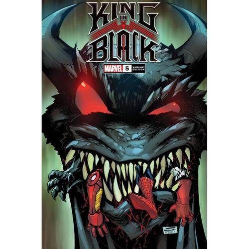 King in Black #5 1:50 Sandoval Dragon Variant