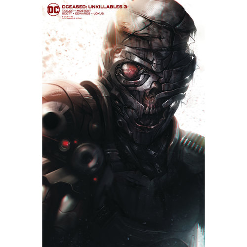 DCEASED UNKILLABLES #3 (OF 3) CARD STOCK F MATTINA VAR ED