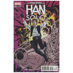 HAN SOLO #1 - INCENTIVE MIKE ALLRED VARIANT