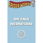 SPIDER-WOMAN #2 MARVEL WEDNESDAY VAR