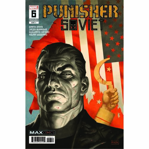 PUNISHER SOVIET 6 OF 6 MR