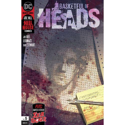 BASKETFUL OF HEADS 5 OF 7 MR