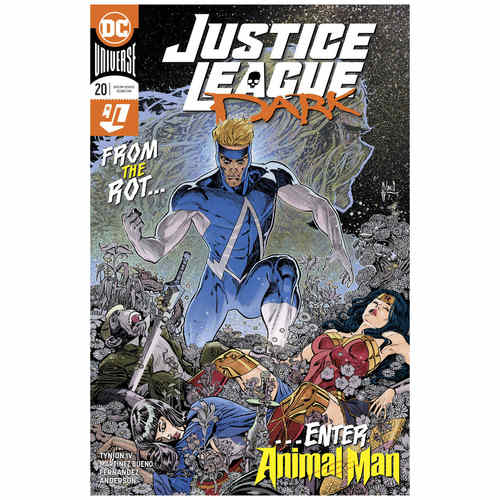 JUSTICE LEAGUE DARK 20