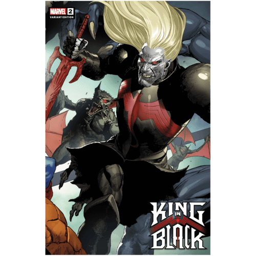 KING IN BLACK #2 (OF 5) YU CONNECTING VAR
