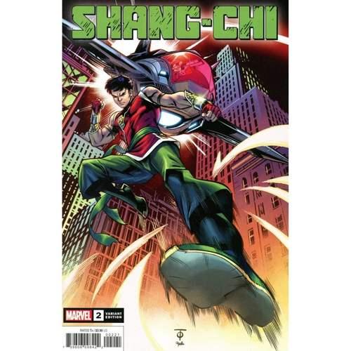 SHANG-CHI #2 1:25 TO VARIANT