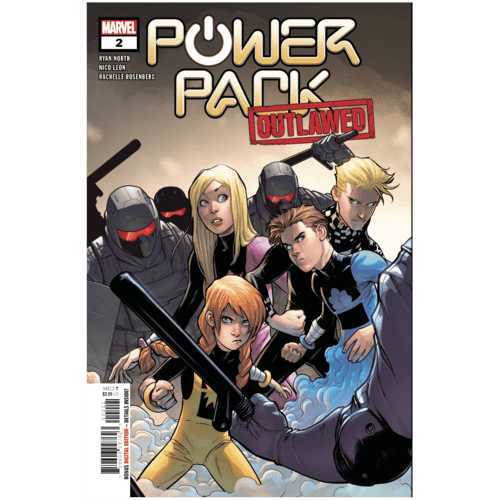 POWER PACK #2 (OF 5)