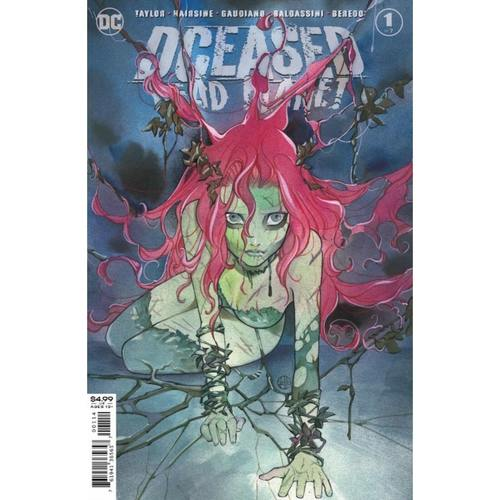 DCEASED DEAD PLANET 1 OF 6 Fourth Printing
