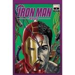 IRON MAN 2020 #4 (OF 6) SUPERLOG HEADS VAR