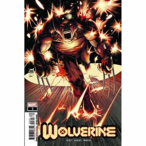 WOLVERINE #3 DX