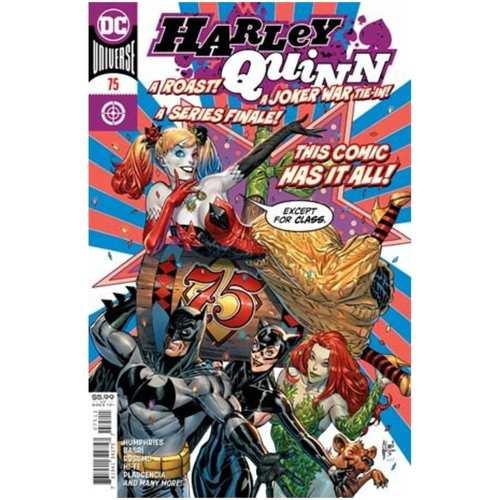 HARLEY QUINN #75 (NOTE PRICE)