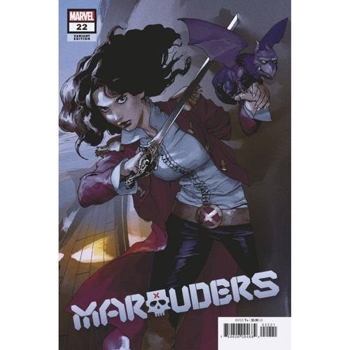 MARAUDERS #22 PAREL VAR