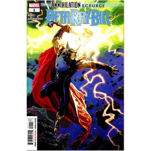 ANNIHILATION SCOURGE BETA RAY BILL 1