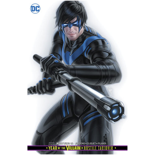 NIGHTWING 66 CARD STOCK VAR ED YOTV