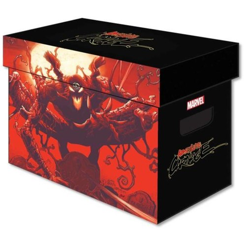 MARVEL GRAPHIC COMIC BOXES ABSOLUTE CARNAGE