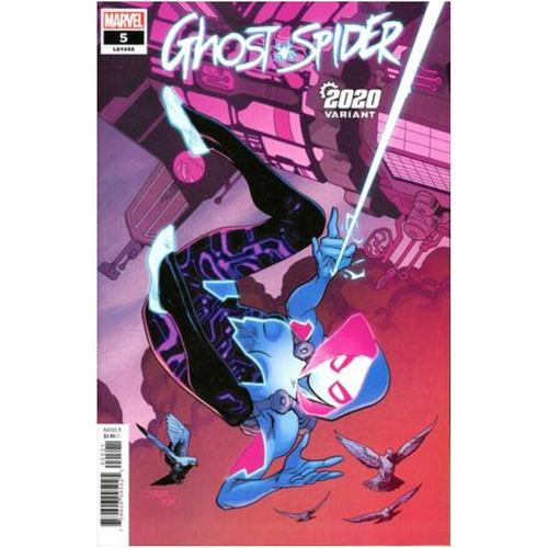 GHOST-SPIDER 5 ASRAR 2020 VAR