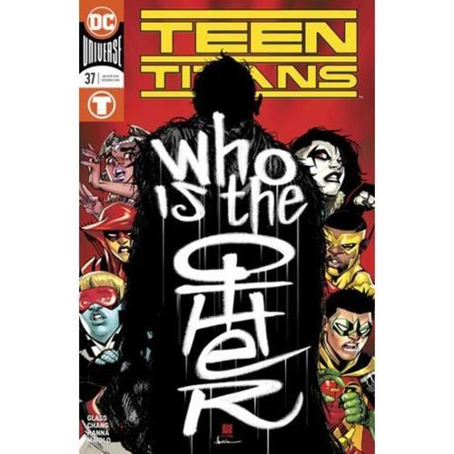 TEEN TITANS 37