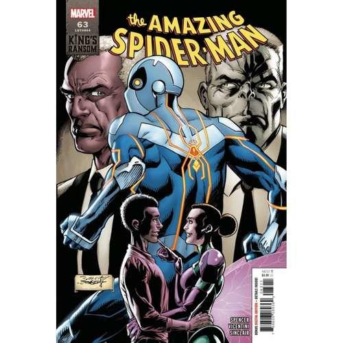 AMAZING SPIDER-MAN #63