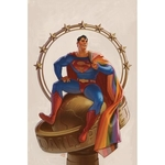 SUPERMAN #32 CVR C DAVID TALASKI PRIDE MONTH CARD STOCK VAR