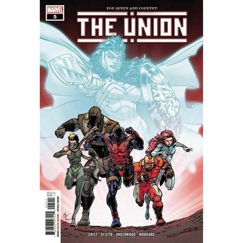 THE UNION #5 (OF 5)