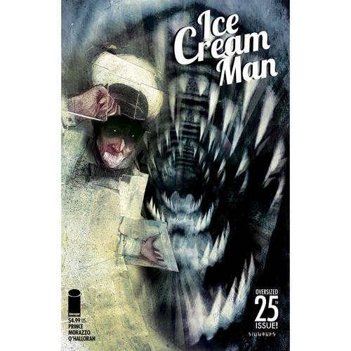 ICE CREAM MAN #25 CVR D SIMMONDS