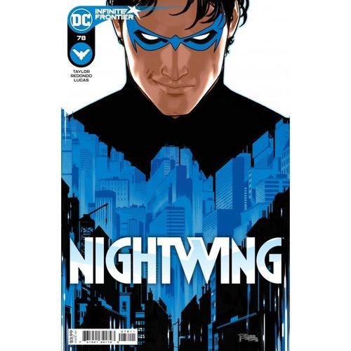 NIGHTWING 78 KEY ISSUE