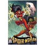 SPIDER-WOMAN 1 NAUCK VILLAINS VAR