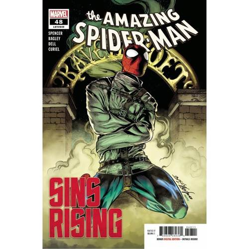 AMAZING SPIDER-MAN #48