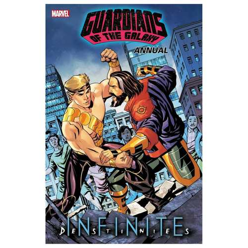 GUARDIANS OF THE GALAXY ANNUAL #1 INFD