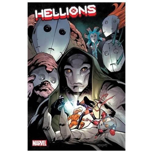 HELLIONS #14