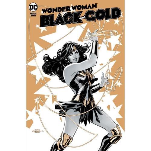 WONDER WOMAN BLACK & GOLD #2 (OF 6) CVR A TERRY DODSON