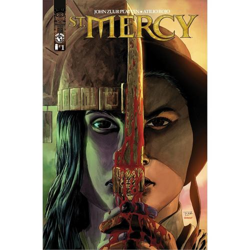 ST MERCY #1 (OF 4) CVR B PARKER