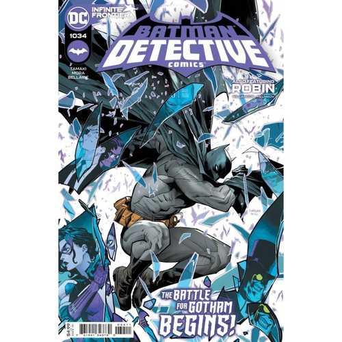 DETECTIVE COMICS #1034 CVR A DAN MORA