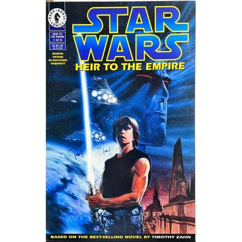 STAR WARS HEIR TO THE EMPIRE #1 FIRST PRINT