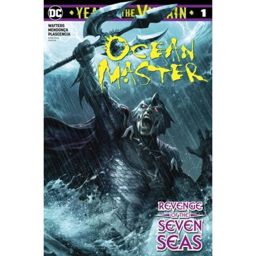 OCEAN MASTER YEAR OF THE VILLAIN 1